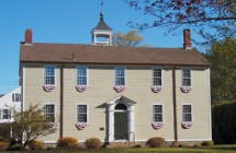 Visitors Center & Historical Society Museum