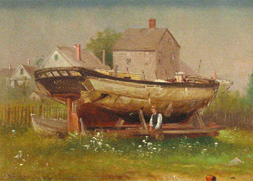 Gifford Painting