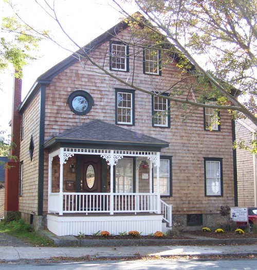 whitfield manjiro freindship house fairhaven ma