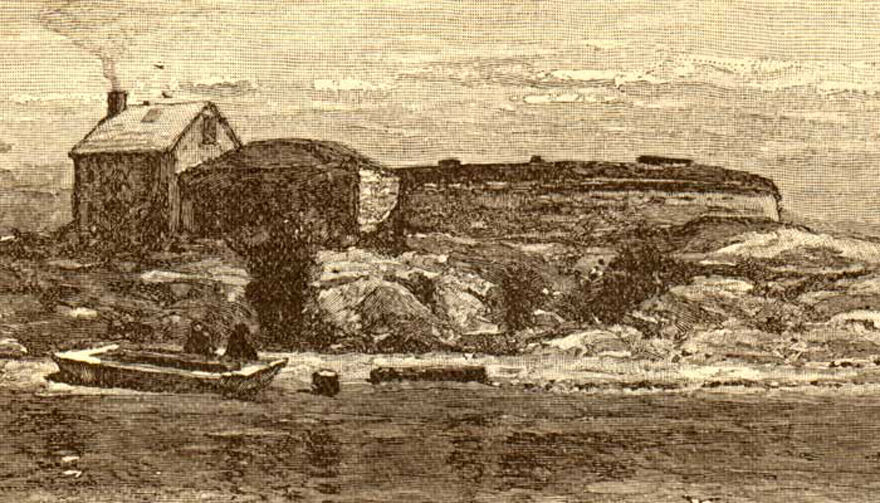 Fort 1860s