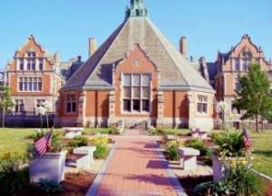 Brick Park & School
