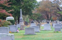 Riverside Cemetery Tour