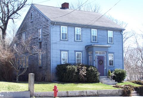 Eben Pierce House
