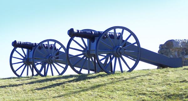 1812 Guns