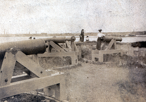 Fort ca. 1900