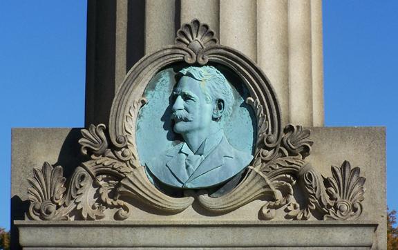Rogers Monument Portrait