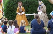 "Monday Morning Fun: the ""1850s Ladies"""