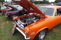 NFIA & Legendary Street Rods Car, Truck & Bike Show