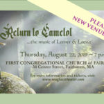 Seaglass Theater: Return to Camelot